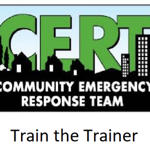 CERT - Train the Trainer
