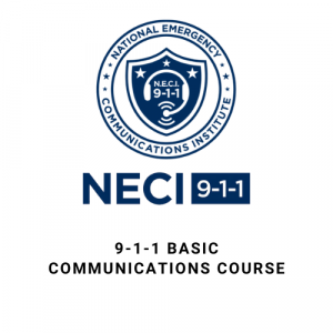 NECI 9-1-1 Basic Communications Course